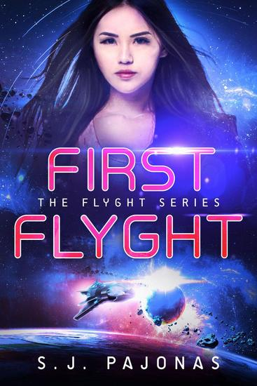 First Flyght - The Flyght Series #1 - cover