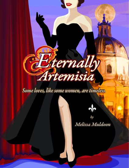 Eternally Artemisia - Some loves like some women are timeless - cover