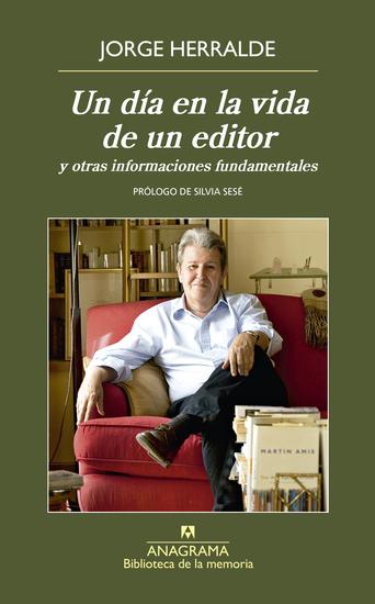 Un día en la vida de un editor - cover