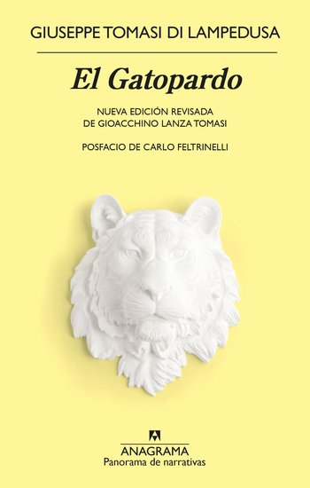 El Gatopardo - cover