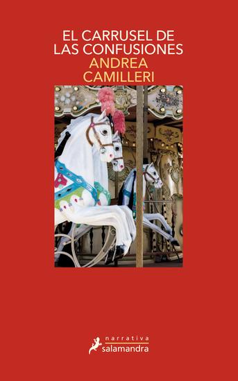El carrusel de las confusiones - Montalbano - Libro 28 - cover