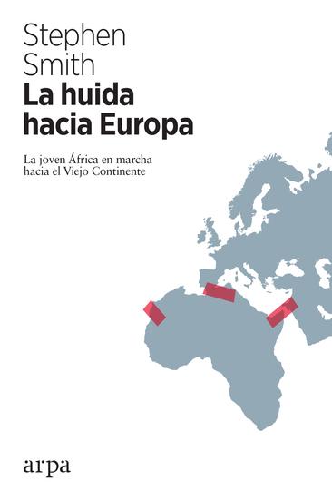 La huida hacia Europa - cover