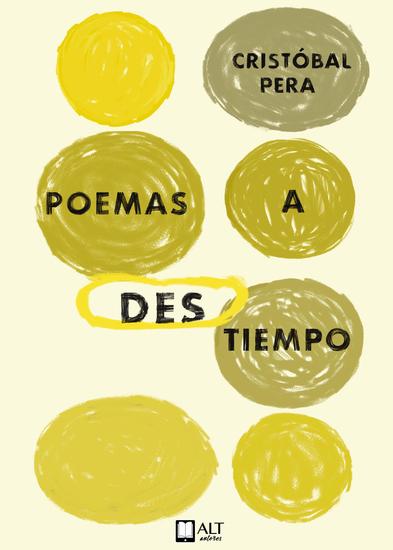 Poemas a destiempo - cover