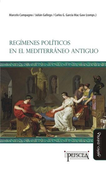 Regímenes políticos en el Mediterráneo antiguo - cover