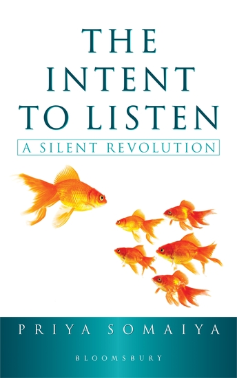 The Intent to Listen - A Silent Revolution - cover