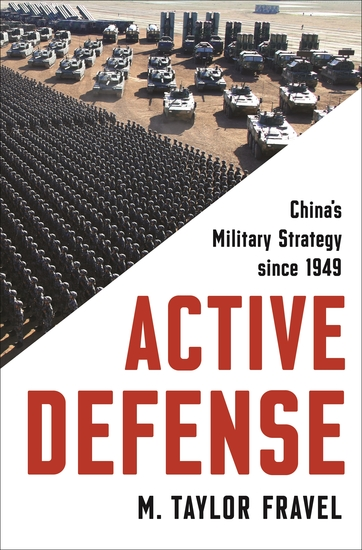 Active Defense - China's Military Strategy since 1949 - cover