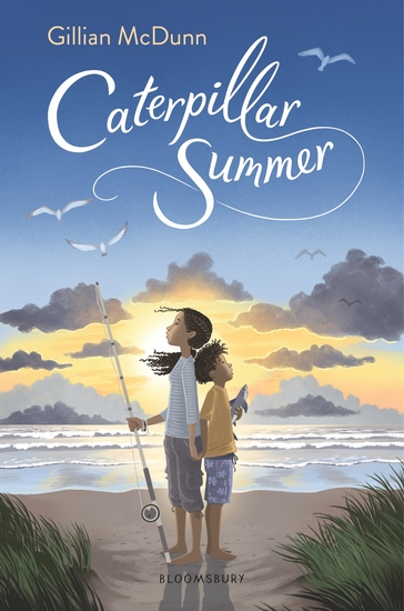Caterpillar Summer - cover