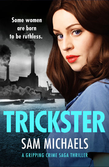 Trickster - an addictive and gripping crime series - cover