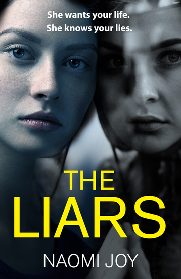 The Liars - An addictive and gripping psychological thriller - cover