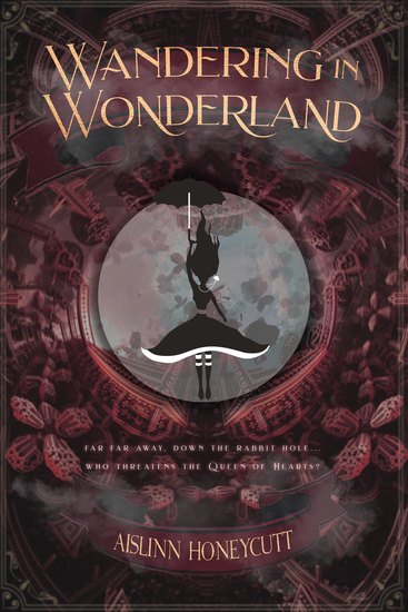 Wandering In Wonderland - cover