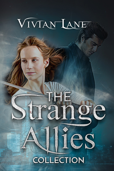The STRANGE ALLIES Collection - cover