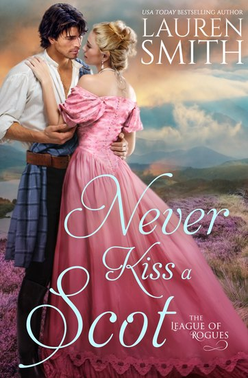 Never Kiss a Scot - cover