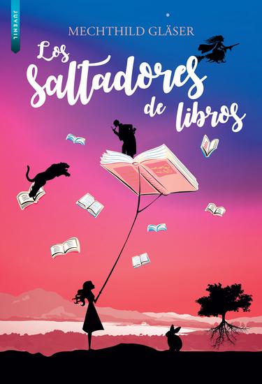 Los saltadores de libros - cover