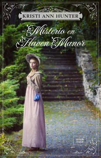 Misterio en haven manor - cover