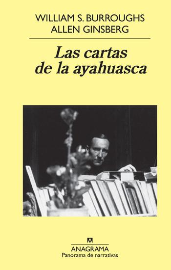 Las cartas la ayahuasca - cover