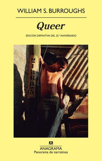 Queer - (ed definitiva 25º aniversario) - cover