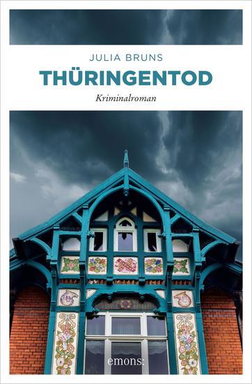 Thüringentod - Kriminalroman - cover