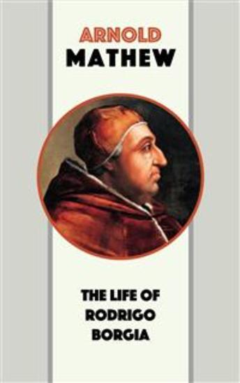The Life of Rodrigo Borgia - cover