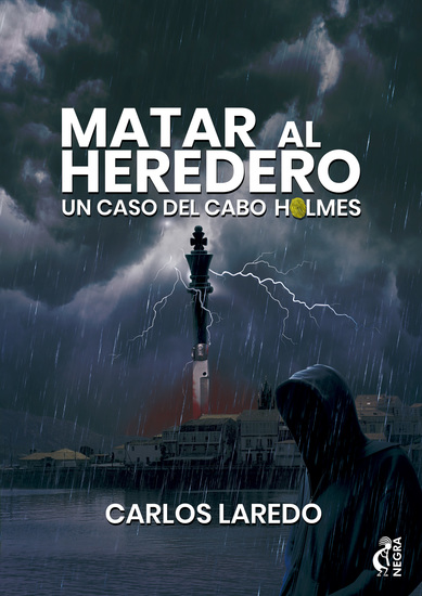 Matar al heredero - cover