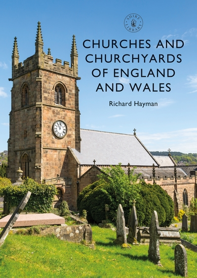 Churches and Churchyards of England and Wales - cover