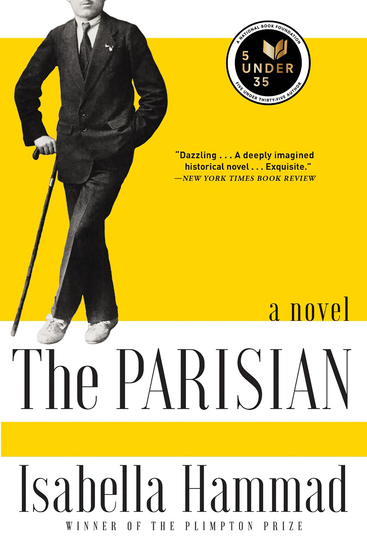The Parisian - cover