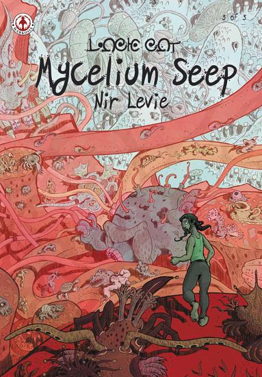 Mycelium Seep 3 - cover