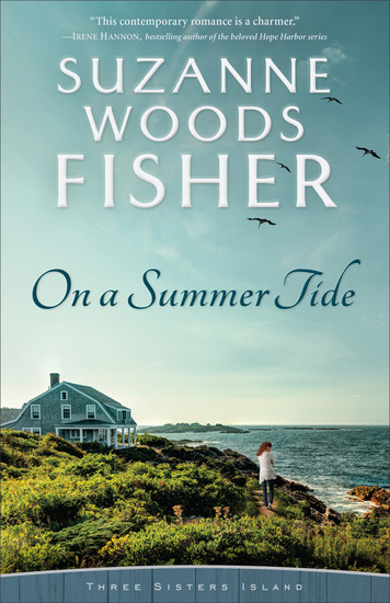 On a Summer Tide (Three Sisters Island Book #1) - cover