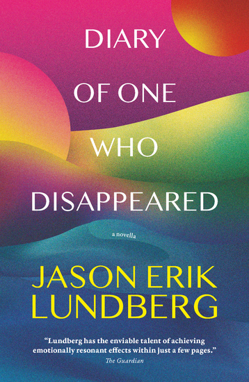Diary of One Who Disappeared - cover