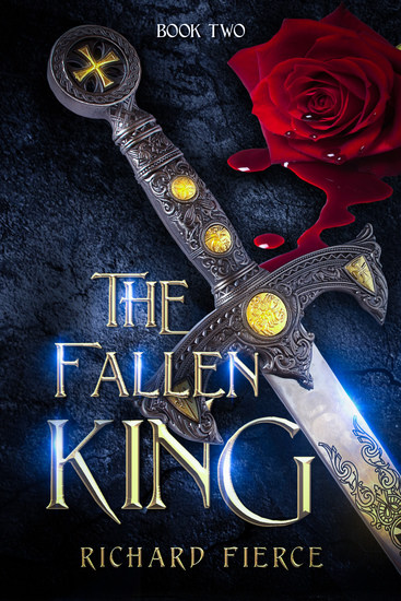 The Fallen King - cover