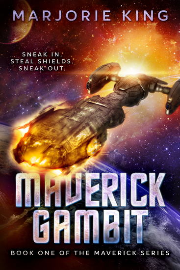 Maverick Gambit - cover