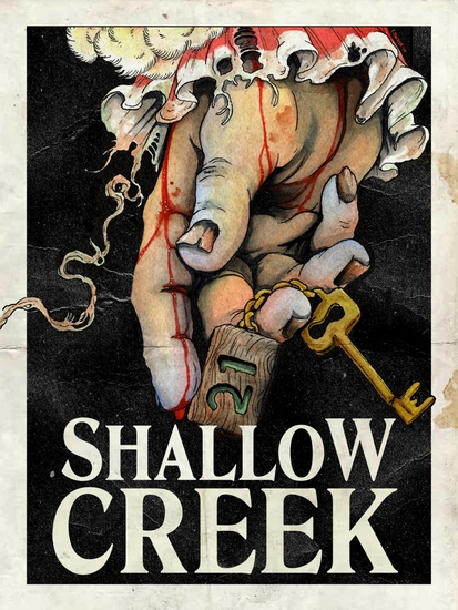 Shallow creek - cover