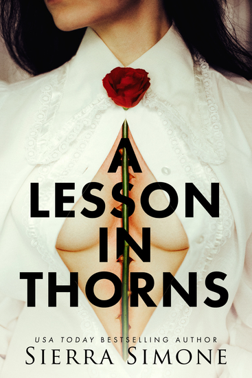 A Lesson in Thorns - cover