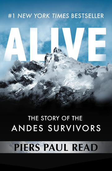 Alive - The Story of the Andes Survivors - cover