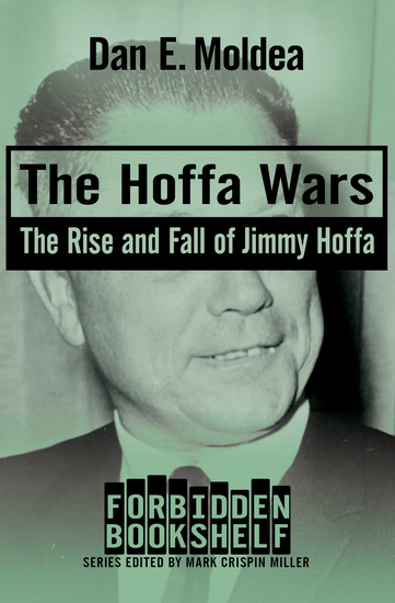 The Hoffa Wars - The Rise and Fall of Jimmy Hoffa - cover