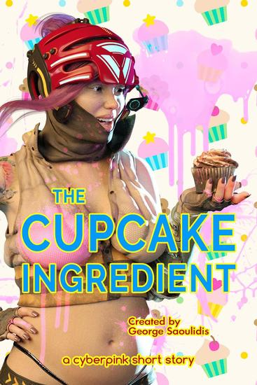 The Cupcake Ingredient - Cyberpink - cover