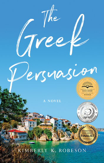 The Greek Persuasion - A Novel - cover