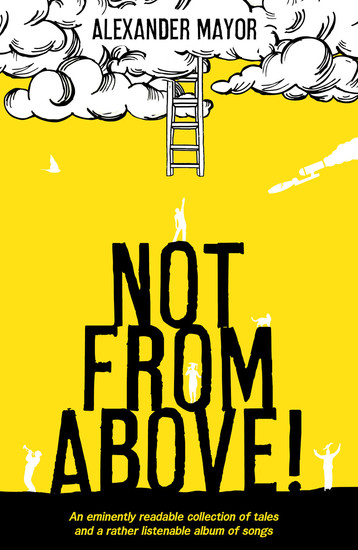 Not From Above! - cover