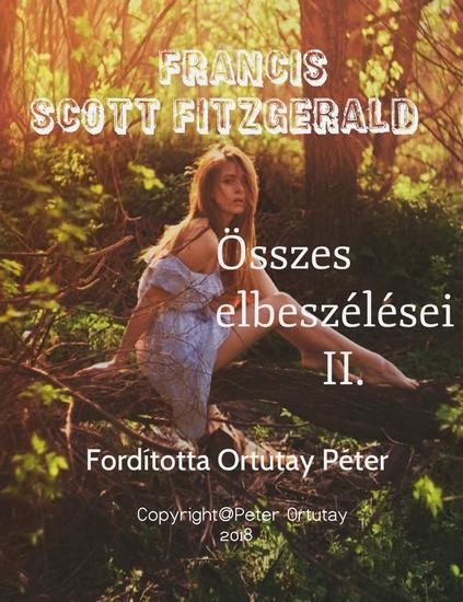 Francis Scott Fitzgerald összes elbeszélései II - Fordította Ortutay Péter - cover