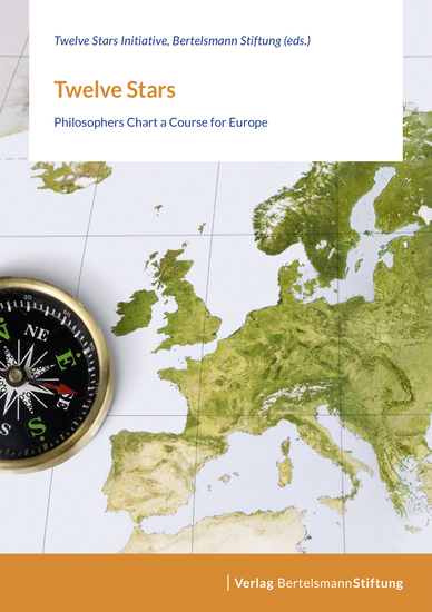 Twelve Stars - Philosophers Chart a Course for Europe - cover