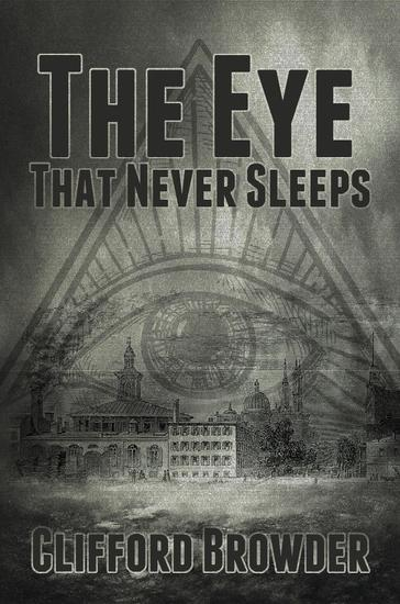 The Eye That Never Sleeps - cover