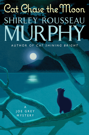Cat Chase the Moon - A Joe Grey Mystery - cover