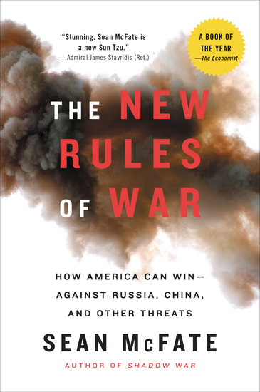 The New Rules of War - Victory in the Age of Durable Disorder - cover
