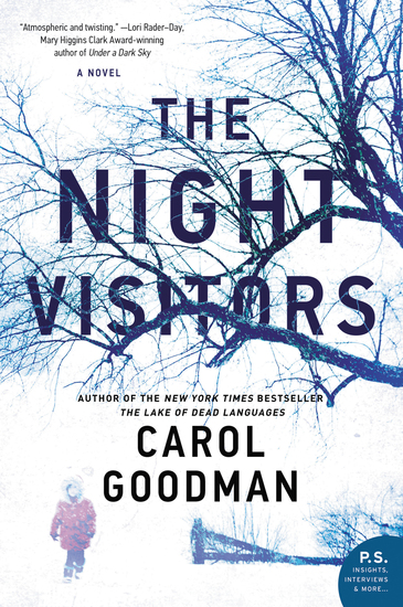 The Night Visitors - A Novel - cover