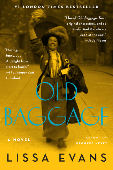 Old Baggage - A Novel - cover