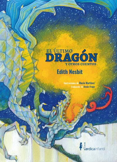 El último dragón y otros cuentos - cover