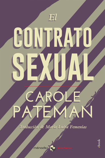 El contrato sexual - cover