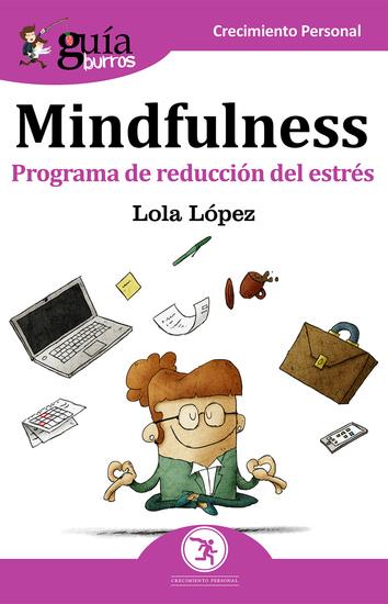 GuíaBurros: Mindfulness - Programa de reducción del estrés - cover