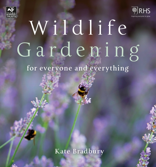 Wildlife Gardening - For Everyone and Everything - cover