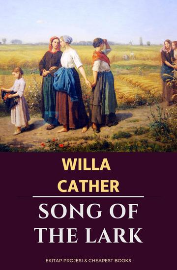 Song of the Lark - cover