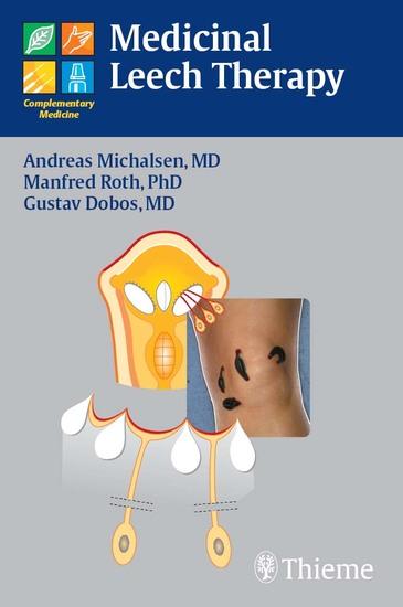 Medicinal Leech Therapy - cover